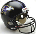 Baltimore Ravens Full Size Replica Helmet
