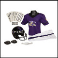 Baltimore Ravens NFL Deluxe Yout Uniform Sets