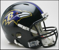 Baltimore Ravens Revolution Full Size Authentic Helmet