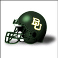 Baylor Bears Authentic Schutt NCAA XP Football Helmet Green