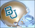 Baylor Bears Mini Replica Helmet