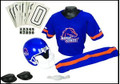 Boise St. Broncos NCAA Deluxe Youth Uniform Set