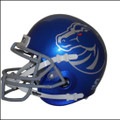 Boise St. Broncos New Blue Mini Authentic Shutt Helmet