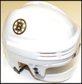 Boston Bruins Mini NHL Replica Hockey Helmet