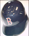 Boston Red Sox Left Flap CoolFlo Official Batting Helmet