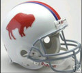 Buffalo Bills 1965-73 Throwback Full Size Authentic Helmet