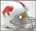 Buffalo Bills 1965-73 & 2009-2010 Throwback Full Size Replica Helmet