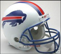 Buffalo Bills 1976-83 Throwback Full Size Authentic Helmet