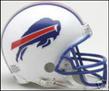Buffalo Bills 1976-83 Throwback Mini Replica Helmet