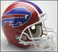 Buffalo Bills 1987-01 Throwback Full Size Authentic Helmet