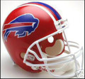Buffalo Bills 1987-01 Throwback Full Size Replica Helmet