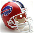 Buffalo Bills Full Size Replica Helmet 2002-2010