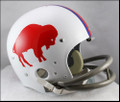 Buffalo Bills Full Size TK Suspension Throwback Helmet 1965-73