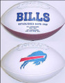 Buffalo Bills Full Size Logo Football
