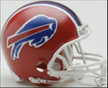 Buffalo Bills Mini Replica Helmet 2002-2010