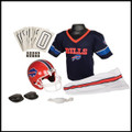 Buffalo Bills NFL Deluxe Youth Uniform Sets