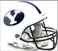 BYU Brigham Young Cougars Full Size Authentic Helmet
