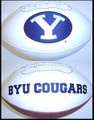 BYU Brigham Young Cougars Full Size Signature Embroidered Football