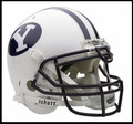 BYU Cougars Full Size Authnetic Schutt Helmet