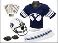 BYU Cougars NCAA Deluxe Youth Uniform Set