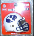 BYU NCAA Pocket Pro Single Football Helmet