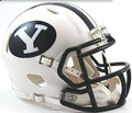 BYU Riddell Mini Speed Revolution Helmet