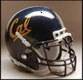 Cal Berkely Golden Bears Mini Authentic Schutt Helmet