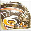 Carolina Hurricanes NHL Full Size Street Extreme Youth Goalie Mask