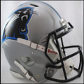 Carolina Panthers Authentic Revolution Speed TB Football Helmet 95-11