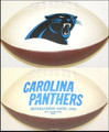 Carolina Panthers Full Size Logo Football