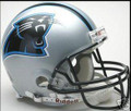 Carolina Panthers Full Size Authentic Throwback Helmet 95-11