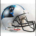 Carolina Panthers Full Size Authentic Football Helmet New 2012