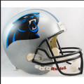 Carolina Panthers Full Size Replica Football Helmet NEW 2012