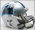 Carolina Panthers Revolution Full Size Authentic Helmet