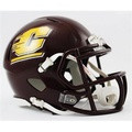 Central Michigan Chippewas Mini Speed Helmet
