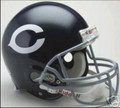 Chicago Bears 1962-73 Throwback Full Size Authentic Helmet