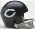 Chicago Bears 1962-73 Throwback Mini Replica Helmet
