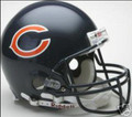Chicago Bears Full Size Authentic Helmet