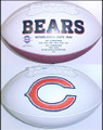 Chicago Bears Full Size Logo Football