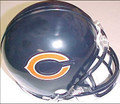 Chicago Bears Mini Replica Helmet