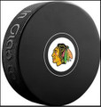 Chicago Blackhawks NHL Logo Puck