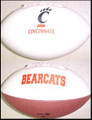 Cincinnati Bearcats Full Size Signature Embroidered Series Football