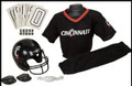 Cincinnati Bearcats NCAA Deluxe Youth Uniform Set