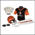 Cincinnati Bengals NFL Deluxe Youth Uniform Set