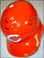 Cincinnati Reds Left Flap Coolflo Official Batting Helmet