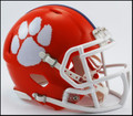 Clemson Tigers Mini Speed Helmet