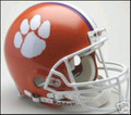 Clemson Tigers Full Size Authentic Helmet
