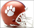 Clemson Tigers Mini Replica Helmet