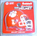 Clemson Tigers NCAA Pocket Pro Single Football Helmet