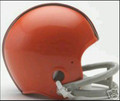 Cleveland Browns 1962-74 Throwback Mini Replica Helmet